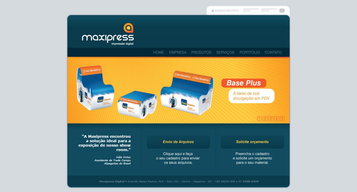 MaxiPress Digital